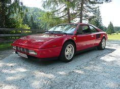 Ferrari Mondial #Sportscar