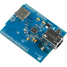 W5200 Ethernet Shield is compatible with OfficialArduino Ethernet Shieldand supports fast SPI and 8 sockets.