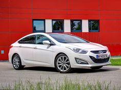 """[Hyundai i40 Limousine 1,7 CRDi] Nach dem Kombi gibt es nun auch die Limousine des Hyundai i40. Wir haben diese in der Top-Ausstattung """"Style"""" und mit dem 136 PS Diesel inkl. Automatik getestet. #hyundai #i40"""