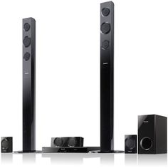 Panasonic 5.1 CH HOME THEATER SYSTEM WITH 3D BLU RAY PLAYER « audio and tv online shop audio and tv online shop