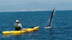 Now THAT'S Kayak Fishing...