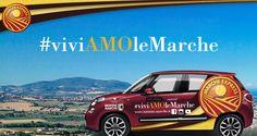 Un auto, un percorso attraverso le Marche e 26 influencer nazionali per raccontare l'anima della regione, strada facendo.