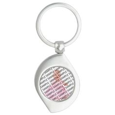 Child Portrait Photograph Gift Template Keychain - create your own gifts personalize cyo custom