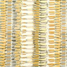 Beacon Hill's Plumassier fabric in Silver Gold #fabric #design #upholstery: