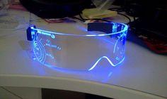 HUD style Glasses - Imgur