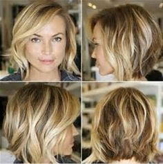 inverted bob curly hair - Bing Images