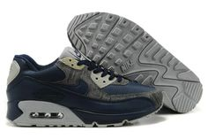 Nike Air Max 90 Dark Blue Grey Camo UK Online