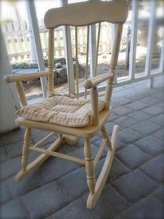 Awe Inspiring 21 Best Vintage Child Rocking Chairs Images Vintage Machost Co Dining Chair Design Ideas Machostcouk