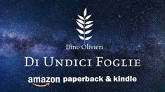 Libri da leggere: Di Undici Foglie - Dino Olivieri - Book Teaser 1  #book #books #ebook #ebooks #fantasy #libridaleggere #urbanfantasy Sci Fi, Novels, Fantasy, Books, Movie Posters, Science Fiction, Libros, Book, Film Poster