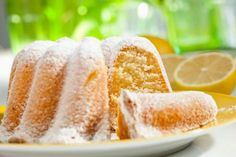 Lady Bird Johnson's Famous Lemon Cake: Lemon Bundt Cake