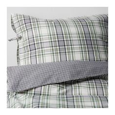 IKEA - SNÄRJMÅRA, Duvet cover and pillowcase(s), Full/Queen (Double/Queen)…