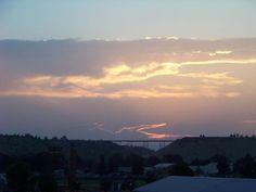Madras sunset Shannon Koppenhafer