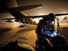 Air Force Combat Controllers