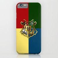 iPhone & iPod Case featuring HOGWARTS - HOGWARTS by alexa