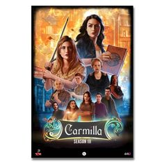 Official Carmilla S3 Poster 24 x 36 - Poster 24X36