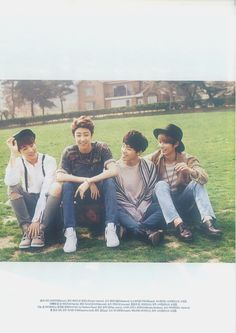 Hoshi, The8, Dino, Jun