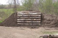 log backstop