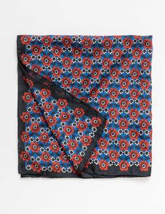 Emma Silk Scarf AD265 Hats, Scarves & Gloves at Boden