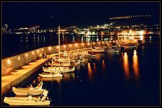 Hersonissos - Crete, I've walked along here, oh the memories :)