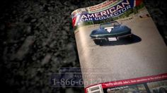 buena idea que el carro vaya recorriendo a lo largo de la revista American Car Collector magazine is the insiders guide to muscle cars, trucks and more! Get a one year subscription for just $19.95 plus a free price guide.