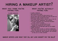 Make up artists, enjoy :)