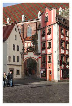 Wroclaw, Poland, Jas and Malgosia through the eyes of PiotrF