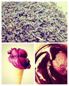 lavender ice cream Lavender Ice Cream