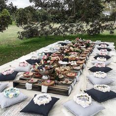 Perfect garden soirée for an intimate bridal shower