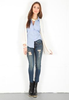 Rag & Bone/JEAN The Skinny in Warren  $189