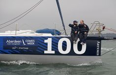 Zara Phillips Photos Photos - Mike Tindall with his wife Zara Phillips aboard Artemis Ocean Racing II during Aberdeen Asset Management Cowes Week Day Six on August 13, 2015 in Cowes, England. - Aberdeen Asset Management Cowes Week - Day Six