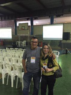 21/05/2016 - BH Conferência das Cidades - Ildeu Andrade e Jacqueline Maltez
