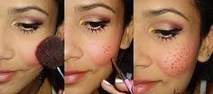 maquiagem caipira - Dicas e sugestões para Festas Juninas! Acesse: https://pitacoseachados.wordpress.com #pitacoseachados