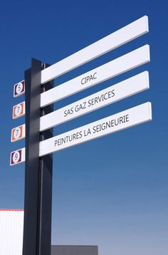 outdoor signage design ideas - Google Search