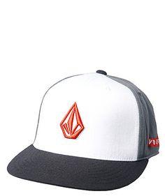 Die Cap von Volcom ist für Skater und Co ein stylishes Accessoire und schützt zudem noch vor der Sonne. Ein Gummieinsatz am Kappenrand sorgt für maximalen Tragekomfort und Halt.
