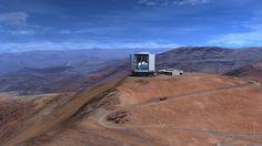 World's Largest Telescope Begins Construction