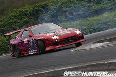 ARCHIVE>>PRIVATEER DRIFT RX7'S IN THE USA & JAPAN - Speedhunters | Speedhunters