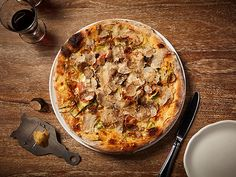 HE $99 PIZZA Truffles are the common denominator between most of these high-ticket dishes, and this new pizza from Chicago restaurant Balena...