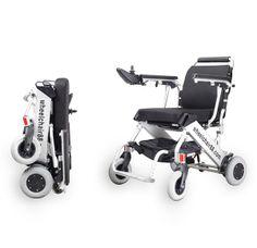 Lightest Power Wheelchair in the world | Foldawheel PW-999UL, Compact