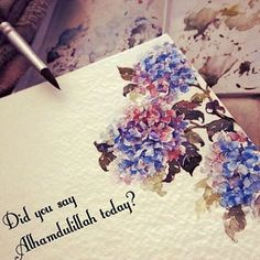 """The blessings of Allah are countless and unmeasurable which in itself a blessing """"Alhamdulillah"""""""