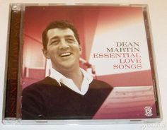 DEAN MARTIN ESSENTIAL LOVE SONGS PROMO MUSIC AUDIO CD COMPACT DISC 2010 USED #TraditionalVocal