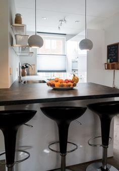 Afbeeldingsresultaat voor moderne parallel keuken