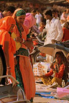 Sardar Bazaar in Jodhpur (India) | Au Sardar Bazar de Jodhpur (Inde) | Sardar Bazar en Jodhpur (India)