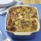 Easy Breakfast Strata Recipe | Taste of Home Recipes