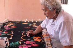 artesana de la provincia de Catamarca, Argentina