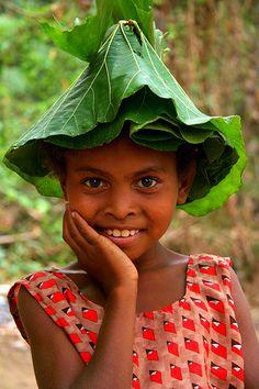 Asia - Philippines / Luzzon Aeta girl | Flickr - Photo Sharing!