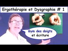 Ergothérapie : Gym des doigts et rééducation de l'écriture # Dysgraphie 1 - YouTube Physical Education Games, Health Education, Physical Activities, Gross Motor Activities, Gross Motor Skills, Gym Games, Cooperative Games, Brain Gym, Right Brain