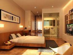 Couple #Bedroom Ideas King #Apartment Bedroom Ideas Photo