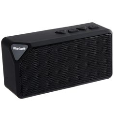 X3 Mini Bluetooth Speaker TF USB FM Radio Wireless Portable Music Sound Box Subwoofer Loudspeakers with Mic for iOS Android