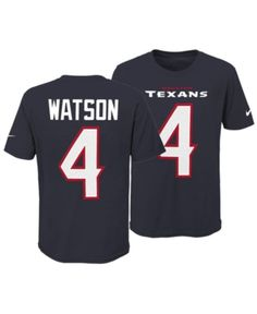 54b3dba74 Deshaun Watson Houston Texans Pride Name and Number 3.0 T-Shirt