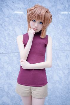 yano syousetu(夜乃小雪) Haibara Ai Cosplay Photo - Cure WorldCosplay